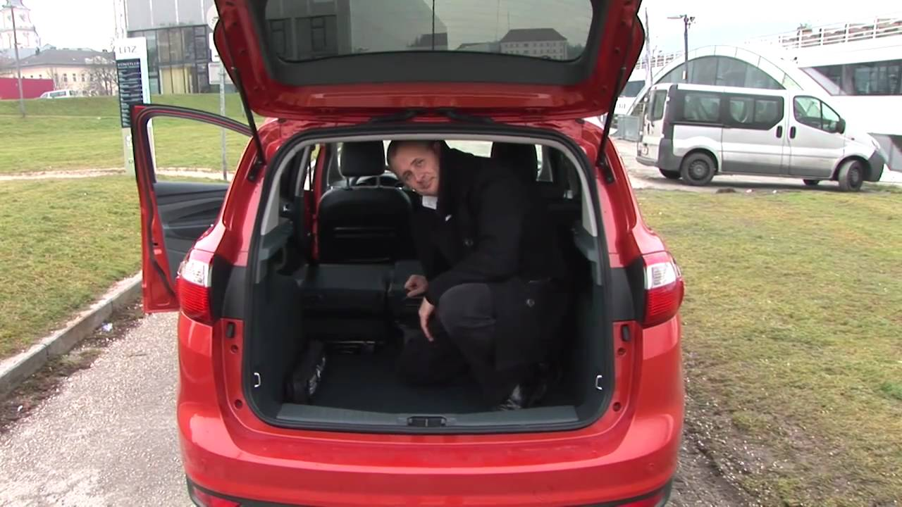 ford c max 2 0 tdci titanium weekend magazin autotest. Black Bedroom Furniture Sets. Home Design Ideas