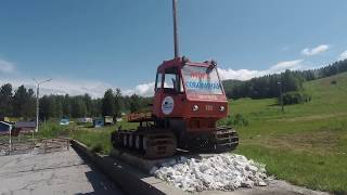 Lens Байкальский горнолыжный курорт Гора Соболиная 2019 г