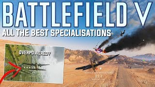The ULTIMATE Battlefield 5 plane guide (loadouts tips and tricks)