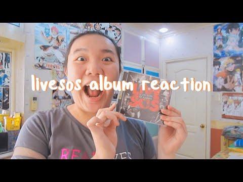 MY REACTION TO THE LIVESOS ALBUM