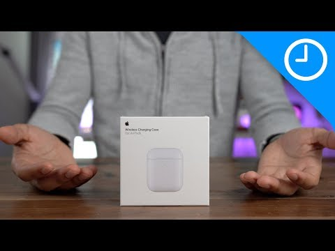 Wireless Charging Case for AirPods review – a worthy $80 upgrade for first-gen AirPods? [Video]