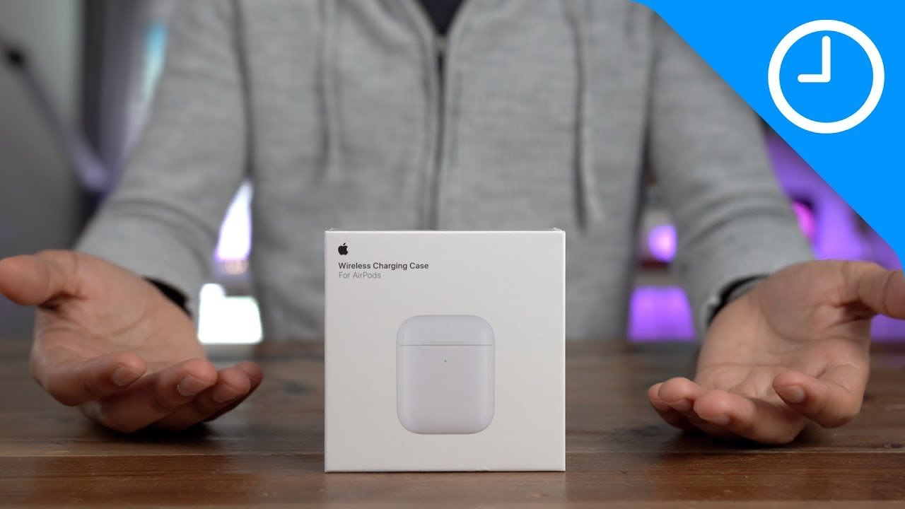 Airpods 2 2019 Review With Wireless Charging Case 9to5mac