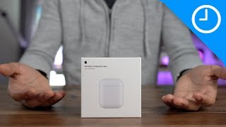 Wireless Charging Case for AirPods review - $80 for....?!