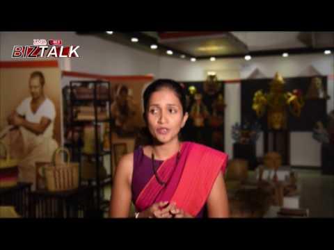 LMD-E FM BIZ TALK - Sri Lankan Arts and Crafts - National Crafts Council