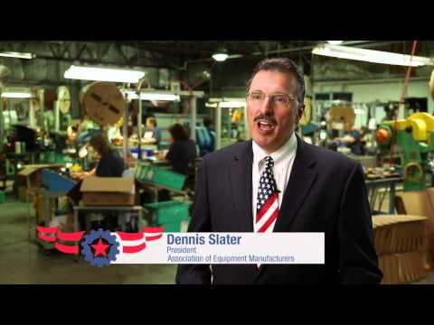 """2015 """"AEM Members Make America"""" - Grote Industries"""
