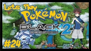 Lets Play Pokemon Black 2 Ep 24 The Plasmatic Boat