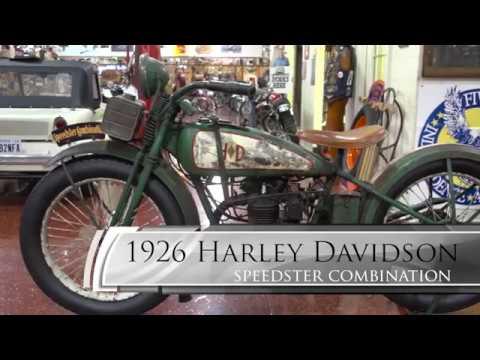 1926 harley-davidson - youtube