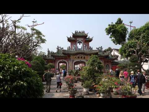 Tour of Hoi An Ancient Town, Vietnam
