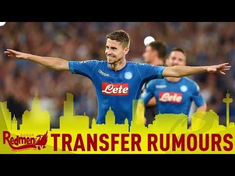 Liverpool Want Jorginho | #LFC Daily News LIVE