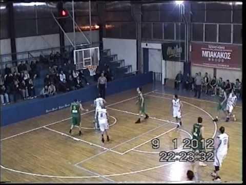 Akis Arsenio  SF PAPAGOS B.C (Ακης Αρσενης)
