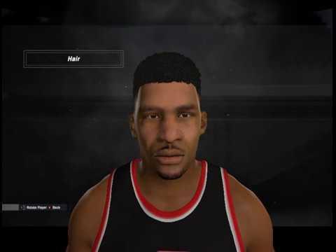 Malik Monk NBA 2K17 Creation
