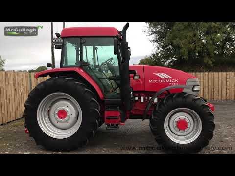 McCormick MC135 Tractor