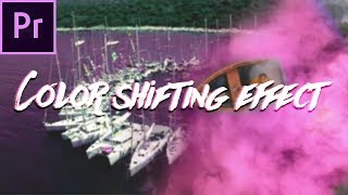 Color Shifting Effect in Adobe Premiere Pro (Inspired by Calvin Harris Feels Music Video)