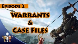 Battlefield Hardline ► Episode 2 - Suspect Warrants & Case Files Evidence Collectibles