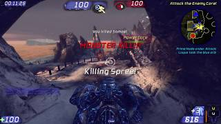 Unreal Tournament 3: Warfare with Titans and 32 players!