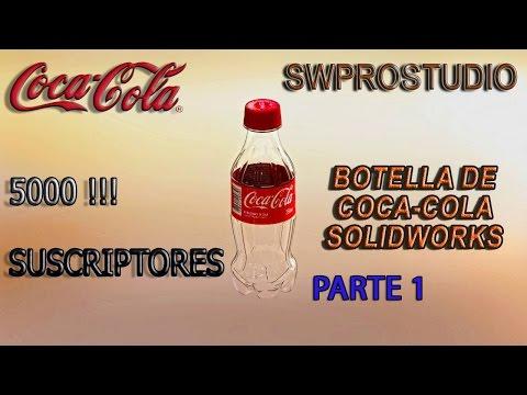 Descargar imagen de botella de coca cola