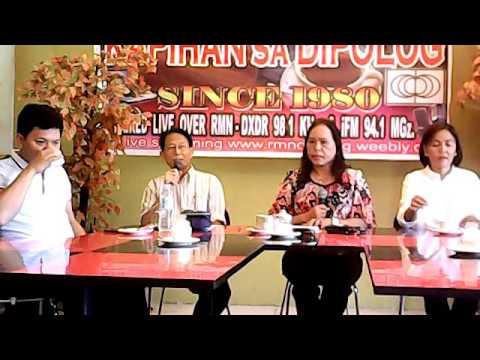 04-09-2017 RMN Kapihan sa Dipolog