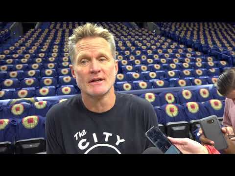 Stever Kerr misses Ian Clark, says Draymond and Iggy will play vs. Pelicans