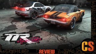 TABLE TOP RACING: WORLD TOUR- PS4 REVIEW