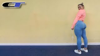 IMPRESSIVE FITNESS FASHION IDEAS + HIGHLY EFFICIENT GLUTE EXERCISES (Carys Gray)