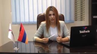 TeleTrade (ТелеТрейд): отзыв сотрудницы Ани Петросян