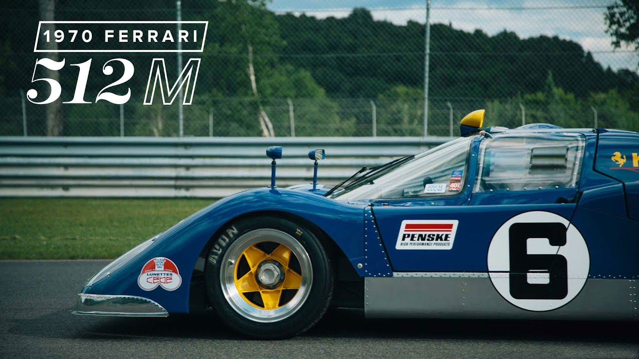This Ferrari 512 M Changed the Racing World Forever - YouTube