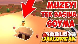 💰🤑 the MUSEUM ALONE, ROB! [MONEY CHEAT] 🤑💰/Roblox Jailbreak/Roblox Turkish/Twin