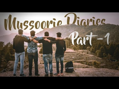 Trip| Ganganagar to Mussoorie | Part 1