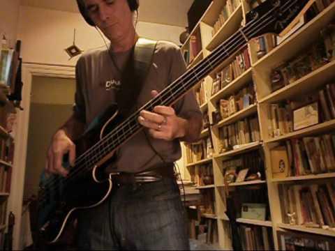 Doo Doo Doo Doo Doo (Heartbreaker) - Rolling Stones [Bass Cover]