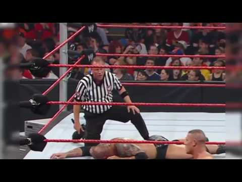 WWE John Cena vs. Batista in an I Quit...