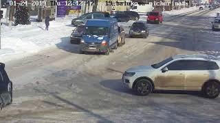 Подборка ДТП, АВАРИИ,ЧП ЗА 26 ЯНВАРЯ 2019(26.01.2019)  A selection of accidents on January 26, 2019