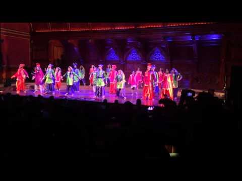 Cultural Rhythms 2016 Harvard Bhangra
