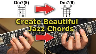 Jazz Chords - Here Is Why You Want To Make Inversions