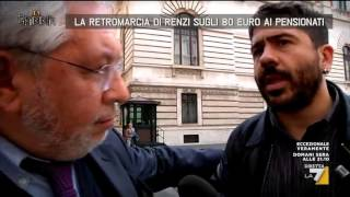 La gabbia - La truffa delle pensioni (Puntata 27/04/2016) thumbnail