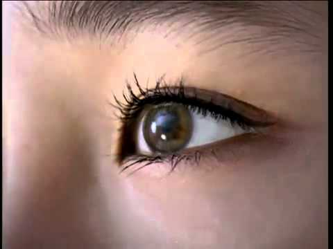 2a2651fb05fa4 1-Day Acuvue Define cosmetic contact lenses - YouTube