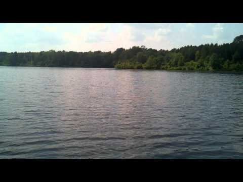 Tribble Mill Park's Fishing Lakes, Little Known Gem