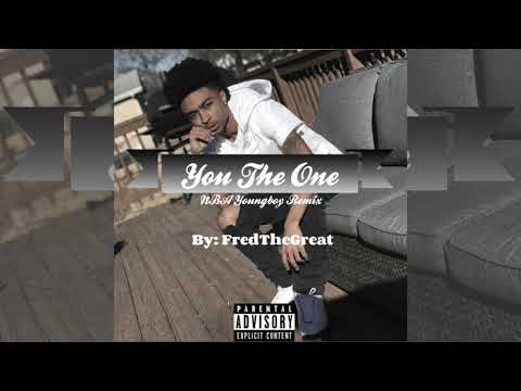 You The One - FredTheGreat (NBA Youngboy Remix)