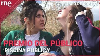 'Piscina pública' | PREMIO DEL PÚBLICO del XI concurso de cortos RNE