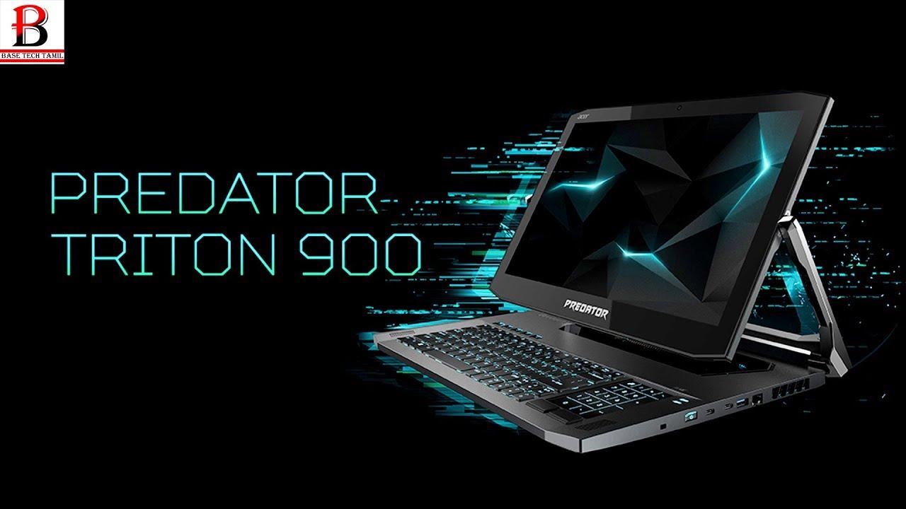 Predator Triton 900 Wild Convertible Screen First Look