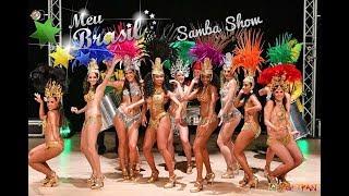 Meu Brasil - Samba & Carnaval Show - Danseuses & Capoeira