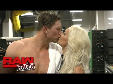 Maryse explains why The Miz doesn't need to share credit for his win: Raw Fallout, May 1, 2017