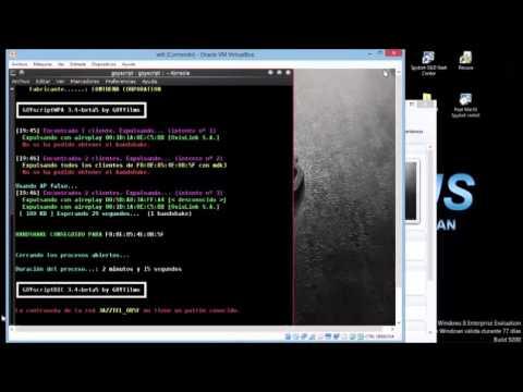 Como hacer un ataque completo wpa/wpa2 con wifislax y aircrack ng