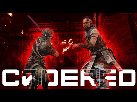 CODE RED - For Honor Dualtage