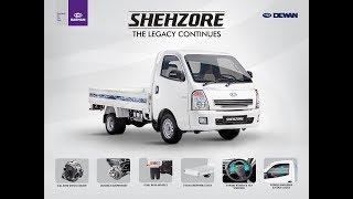 New Shehzore Complete Review | Dewan Daehan Motor Co. Ltd