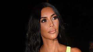 Kim Kardashian ACCUSES Khloe Of Living A DOUBLE LIFE!
