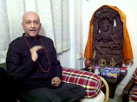Rohit Arya on Ishta Devata and how such worship transforms .3GP