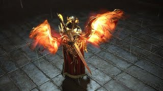 Path of Exile: Seraph Battle Wings
