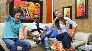 Lui The Owner En Entrevista Santa Marta tv. Con Felipe Manco Y Jennifer Cabrales