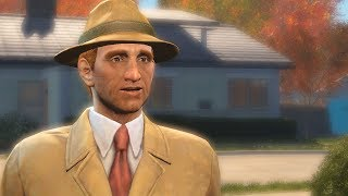 Fallout 4 Русская озвучка IVONA Maxim и Tatyana
