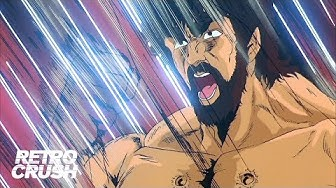"""You're already dead."" - Beard Kenshiro 